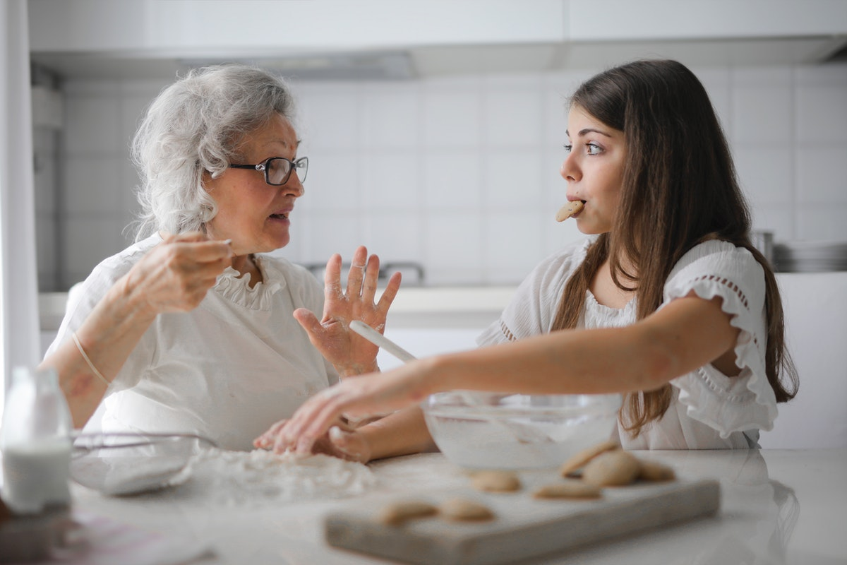 Four Tips for Communicating with Someone with Dementia