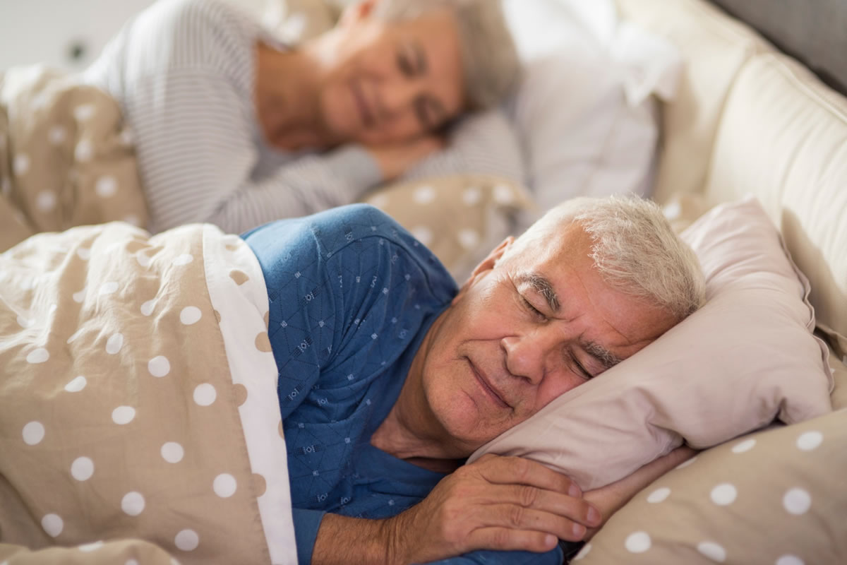 Five Tips for Seniors to Get Quality Sleep at Night