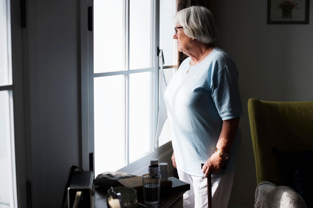 Four Facts about Depression in Older Adults