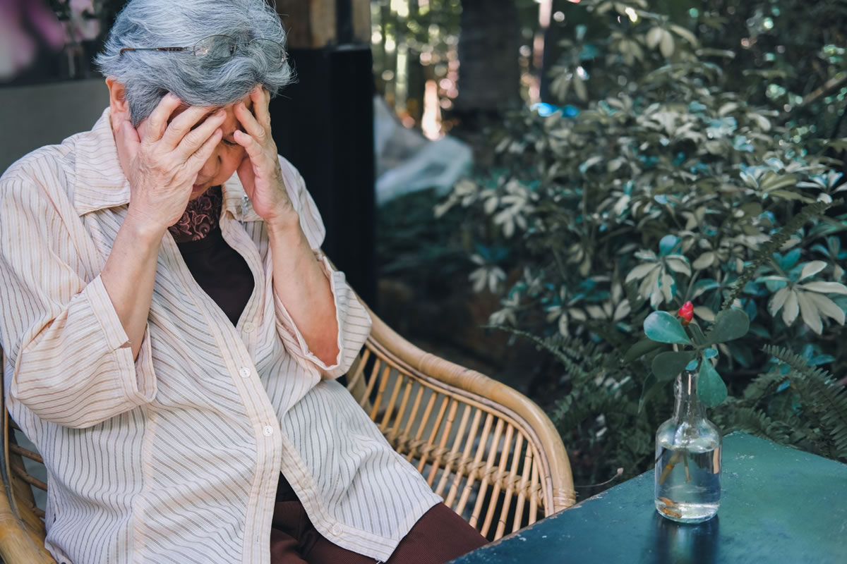Is Your Elderly Loved One Suffering from Pandemic Fatigue?