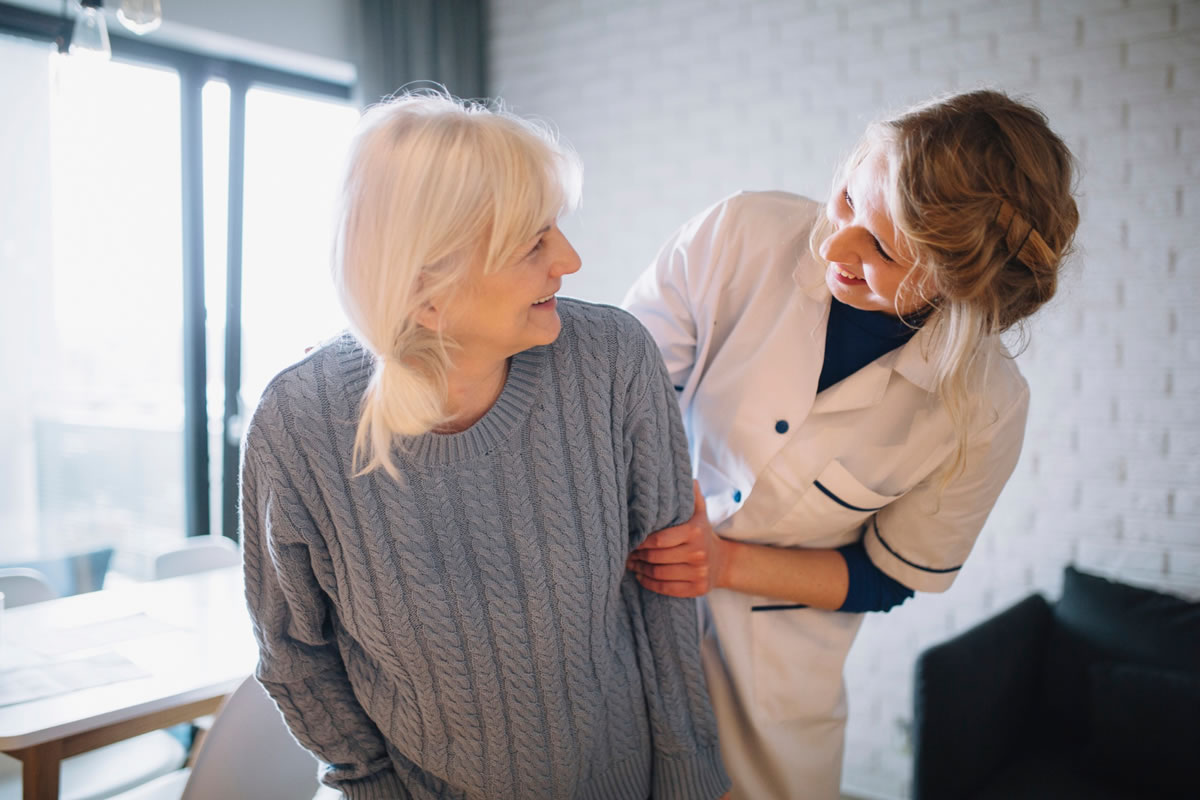 Five Tips to Prevent Further Injury in the Independent Elderly